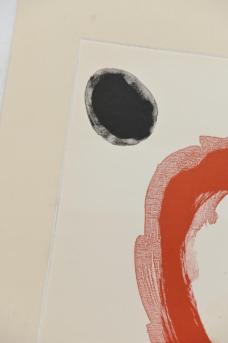 JOAN MIRO (SPAIN 1893-1983) - 5