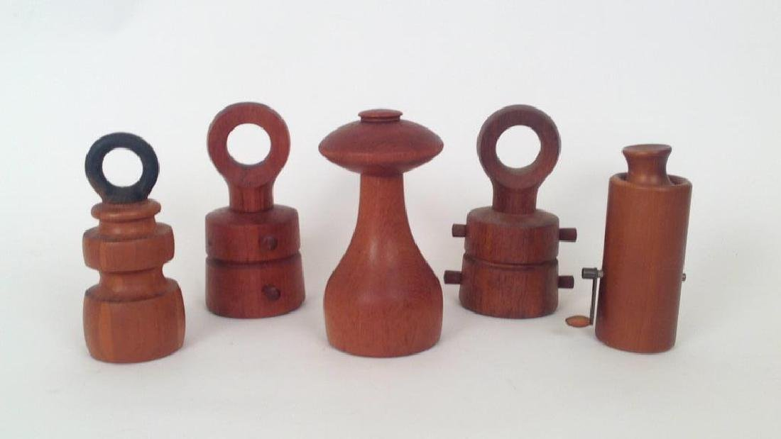DANSK ETC. SALT AND PEPPER GROUPING