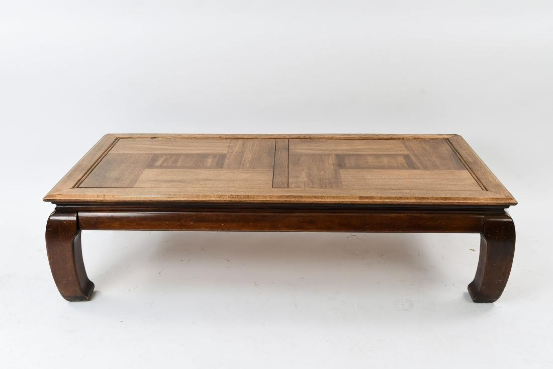 ASIAN STYLE COFFEE TABLE
