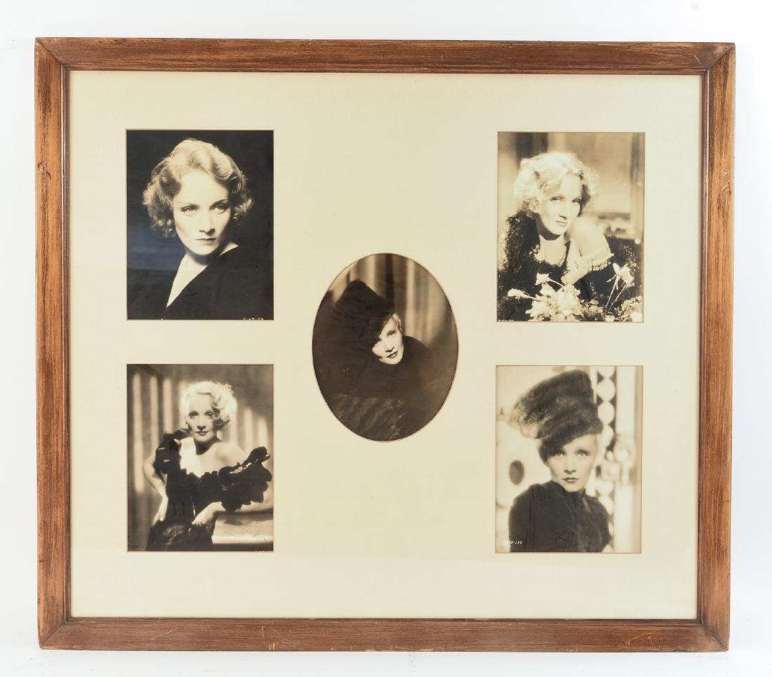 ACTRESS MARLENE DIETRICH (GERMAN/ AMER 1901-1992)