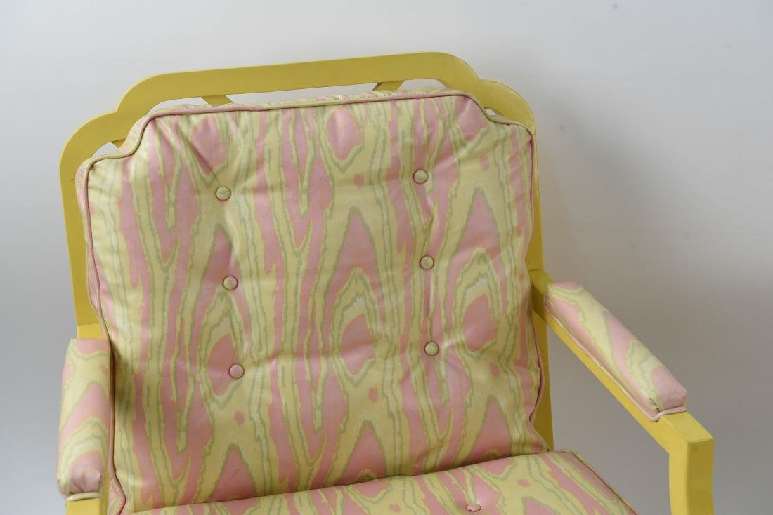 MID-CENTURY CHINESE CHIPPENDALE STYLE ARMCHAIRS - 3