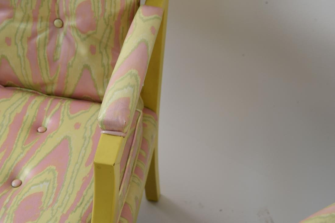 MID-CENTURY CHINESE CHIPPENDALE STYLE ARMCHAIRS - 5