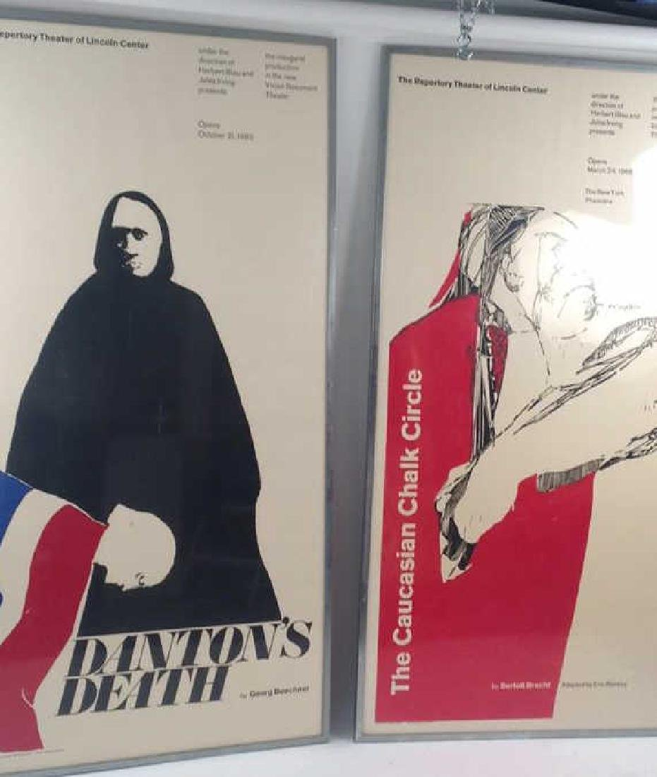WERNER PFEIFFER (1922-1981) POSTERS