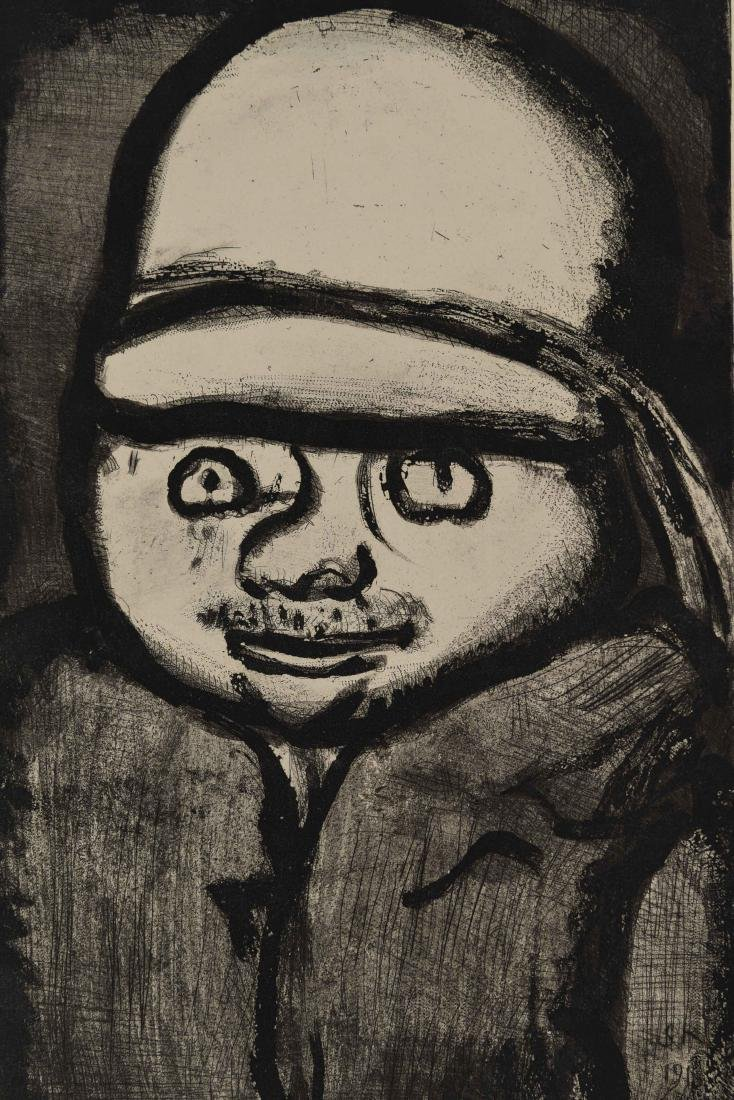 GEORGES ROUAULT (FRENCH 1871-1958) - 2