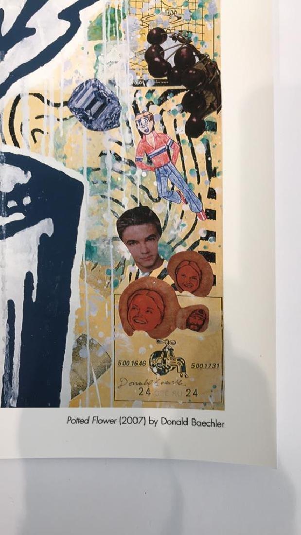 DONALD BAECHLER (AMERICAN 1956- ) - 3