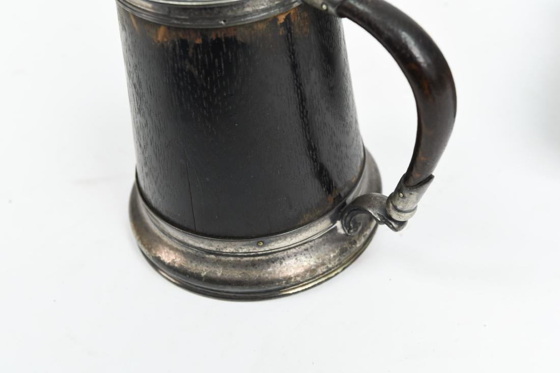 (2) ARTS AND CRAFTS TANKARDS - 9
