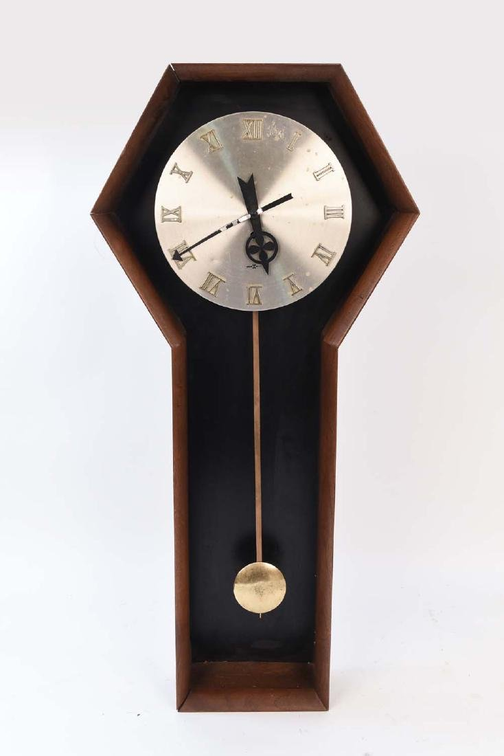 GEORGE NELSON HOWARD MILLER PENDULUM WALL CLOCK