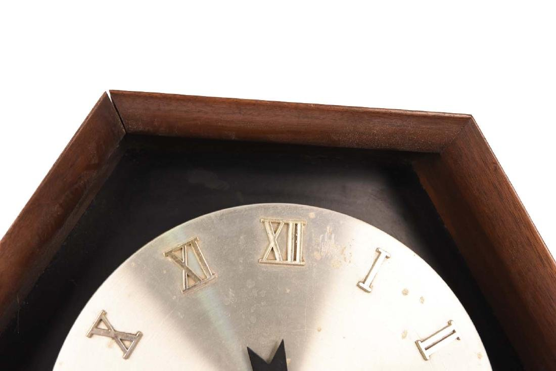 GEORGE NELSON HOWARD MILLER PENDULUM WALL CLOCK - 5