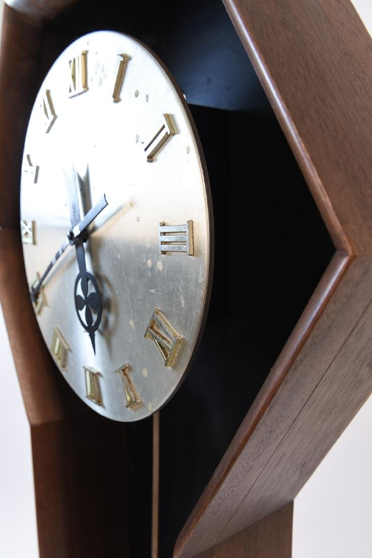 GEORGE NELSON HOWARD MILLER PENDULUM WALL CLOCK - 6