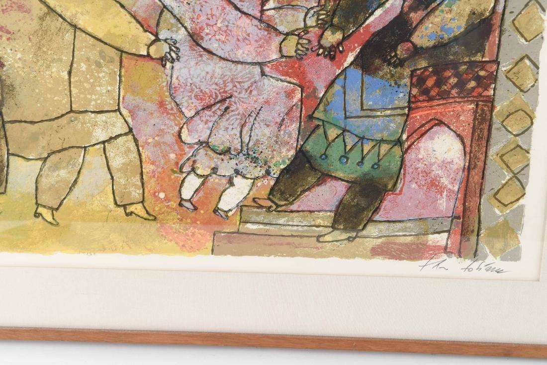 THEO TOBIASSE (ISRAEL / FRENCH 1927-2012) - 11
