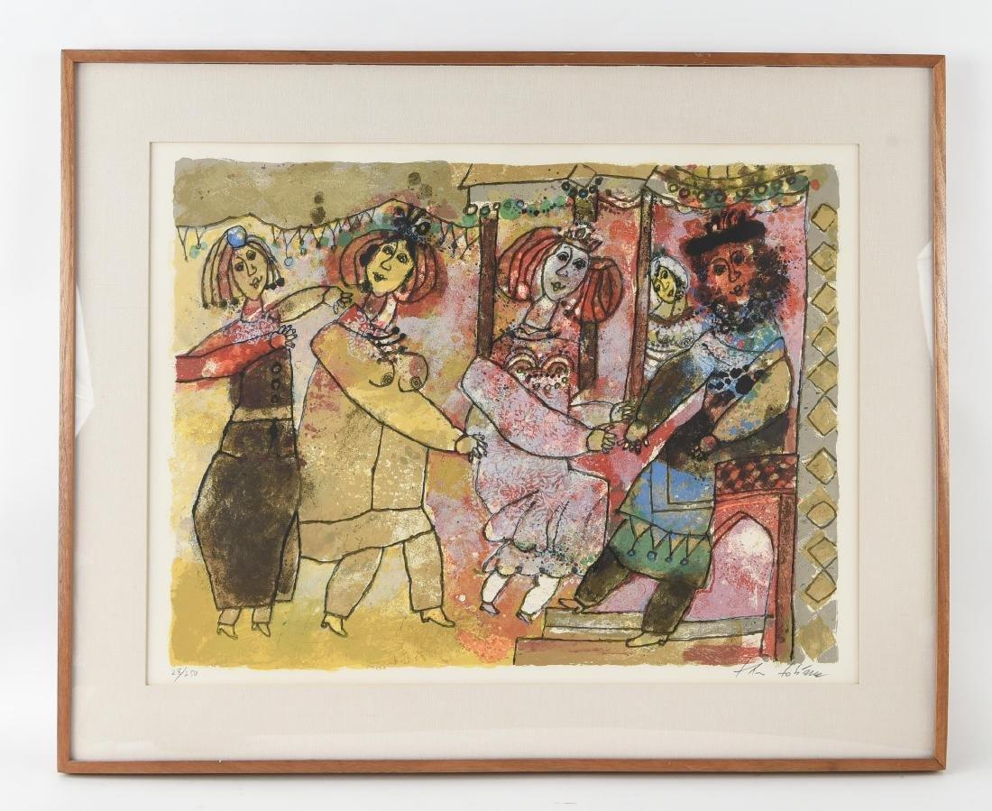 THEO TOBIASSE (ISRAEL / FRENCH 1927-2012)