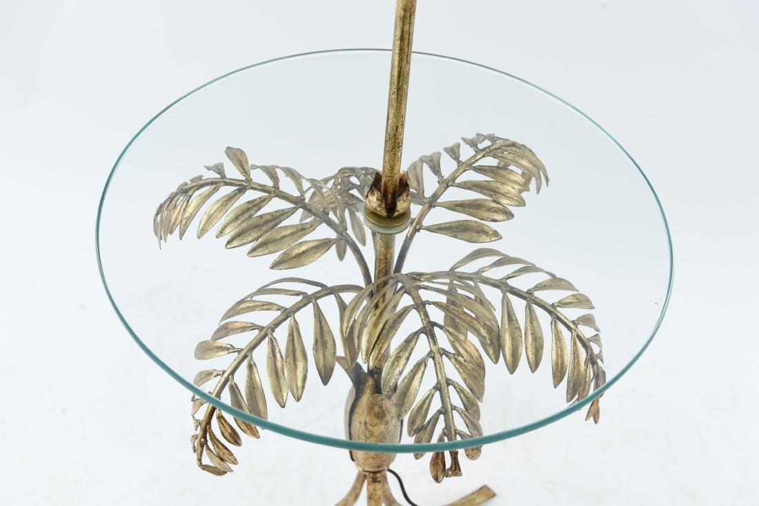 FERN FLOOR LAMP TABLE - 6