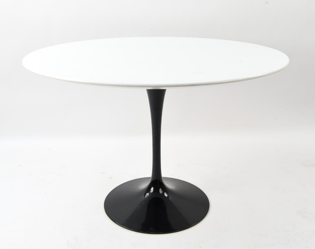 EERO SAARINEN FOR KNOLL STUDIOS TULIP TABLE