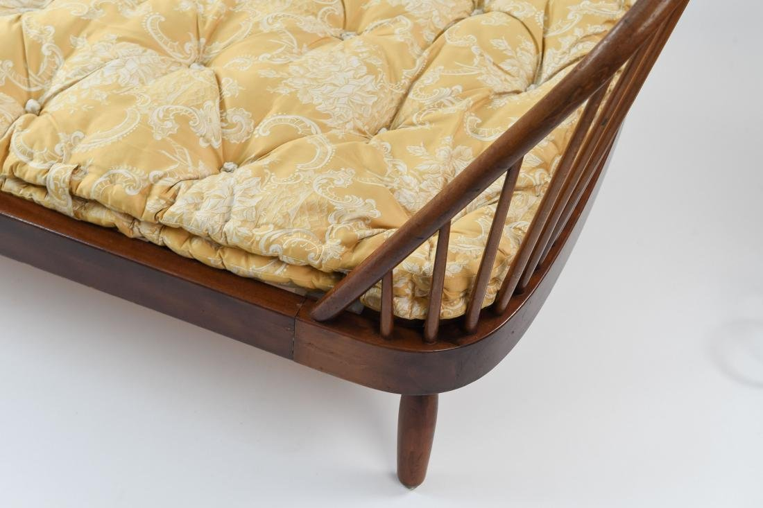 FRODE HOLM DANISH MID-CENTURY BEECH DAYBED - 4