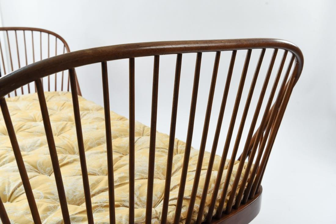 FRODE HOLM DANISH MID-CENTURY BEECH DAYBED - 8