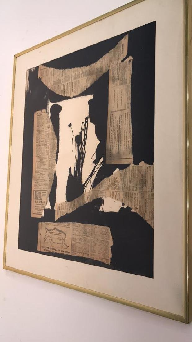 MICHAEL GILLER (CANADIAN 1913-1999) WORK ON PAPER - 2