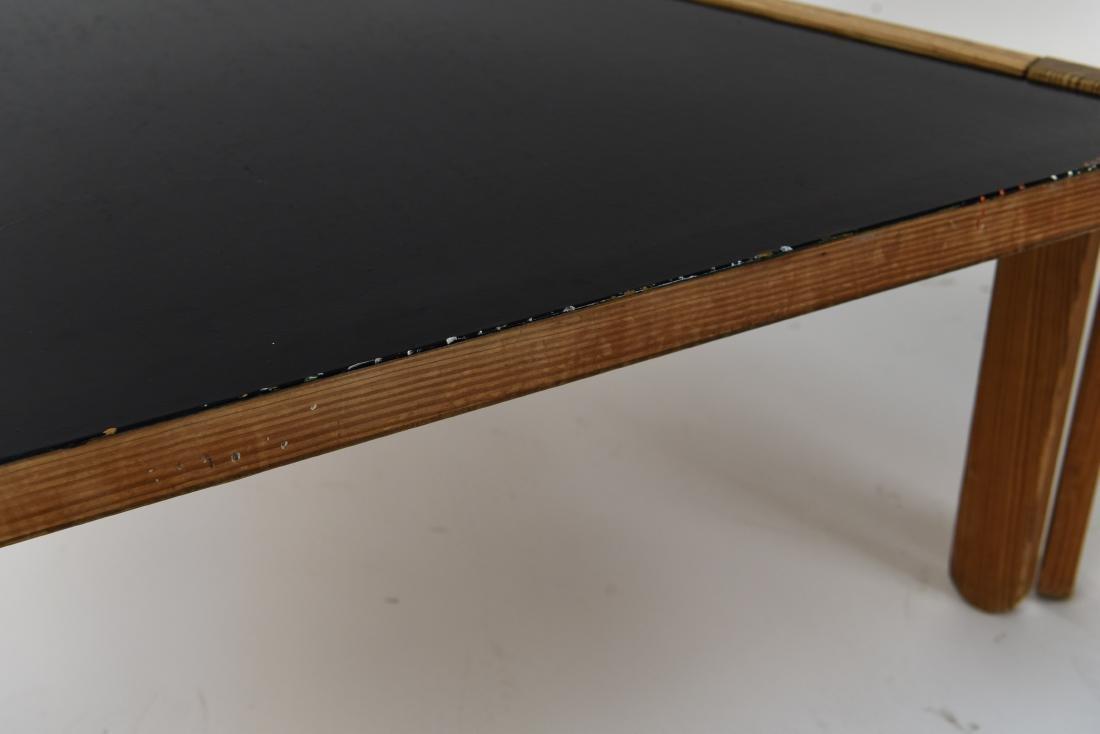 (2) BERNT PETERSEN TRIANGULAR COFFEE TABLES - 7