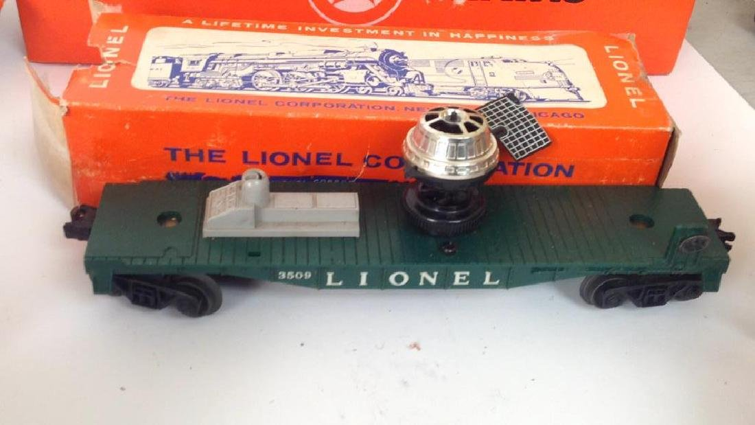 LIONEL TRAIN SET - 6