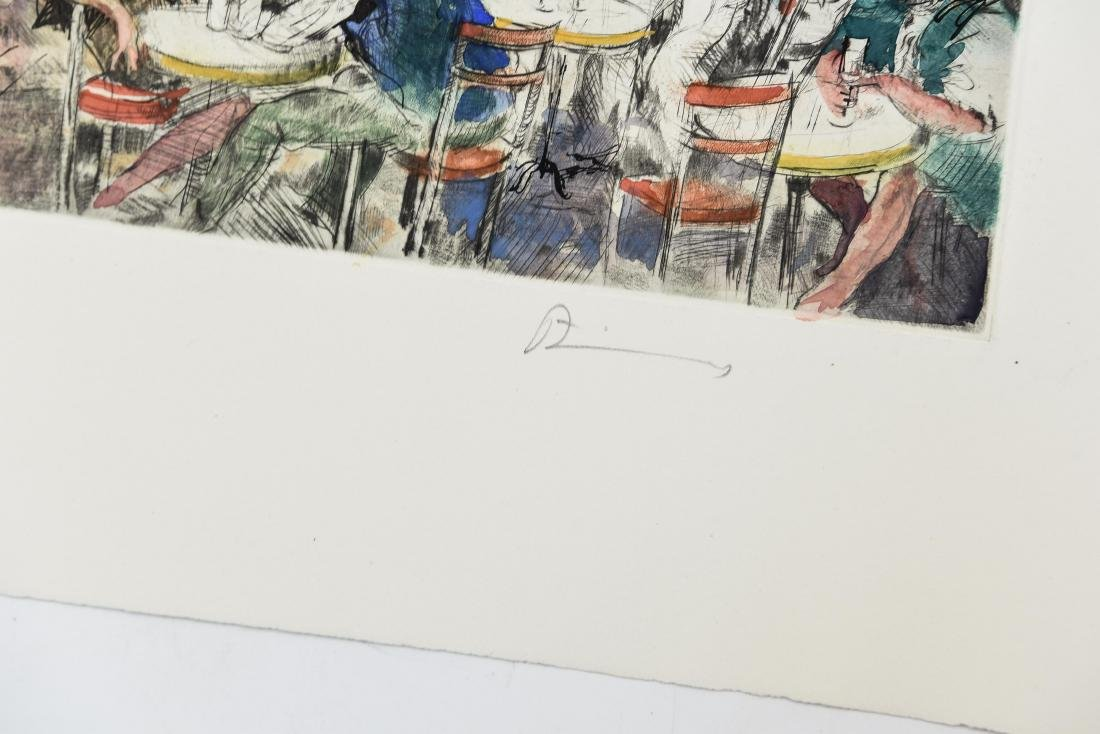 (4) RENE ZIMMERMAN (FRENCH 1904-1991) PRINTS - 6