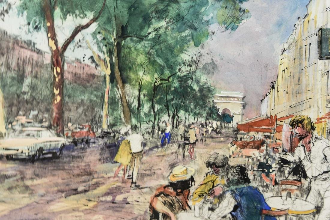 (4) RENE ZIMMERMAN (FRENCH 1904-1991) PRINTS - 8