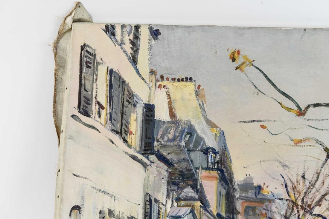 RENE ZIMMERMAN (FRENCH 1904-1991) O/C - 2