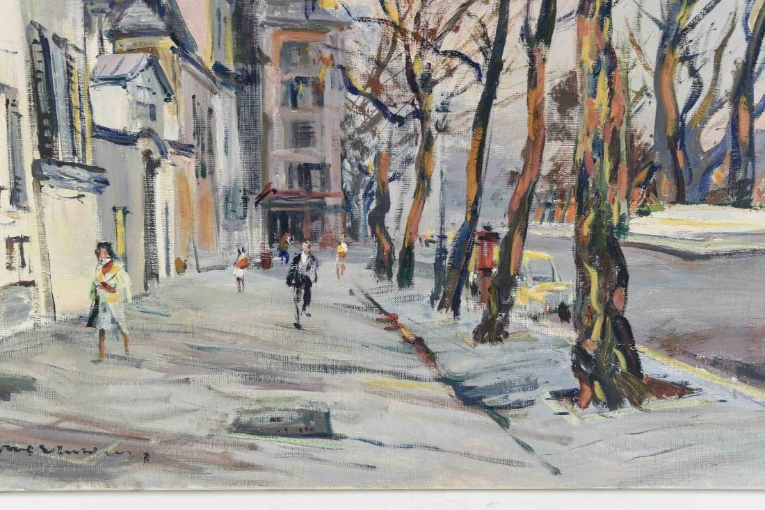 RENE ZIMMERMAN (FRENCH 1904-1991) O/C - 6