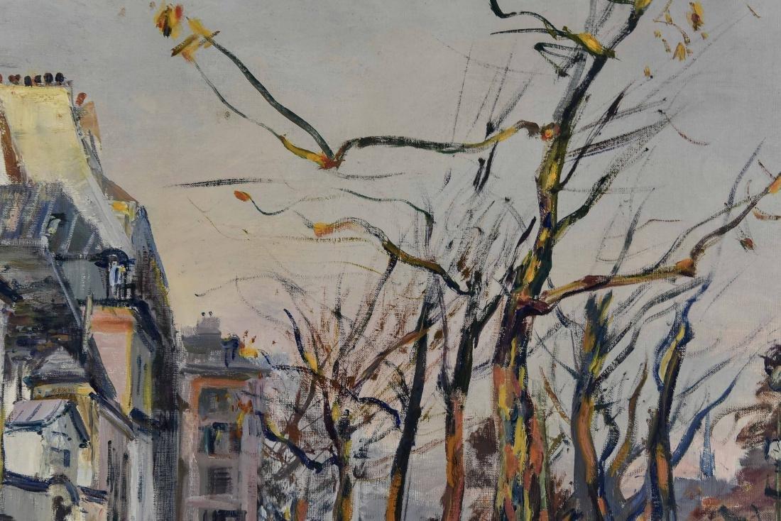 RENE ZIMMERMAN (FRENCH 1904-1991) O/C - 7