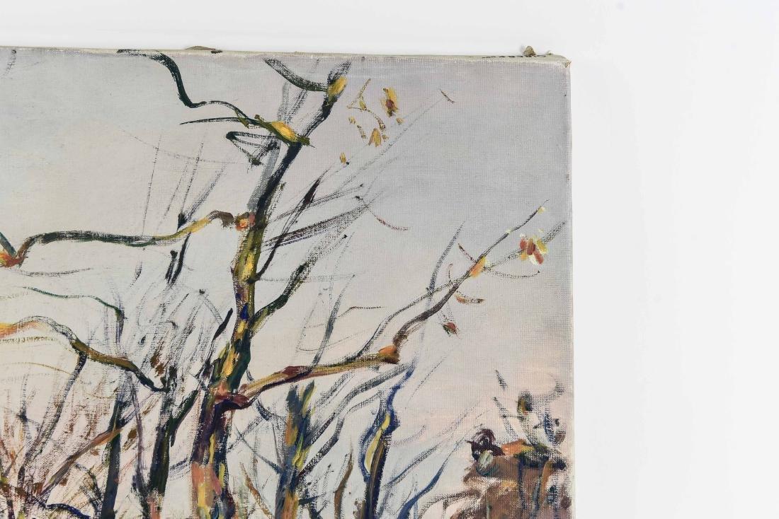 RENE ZIMMERMAN (FRENCH 1904-1991) O/C - 8
