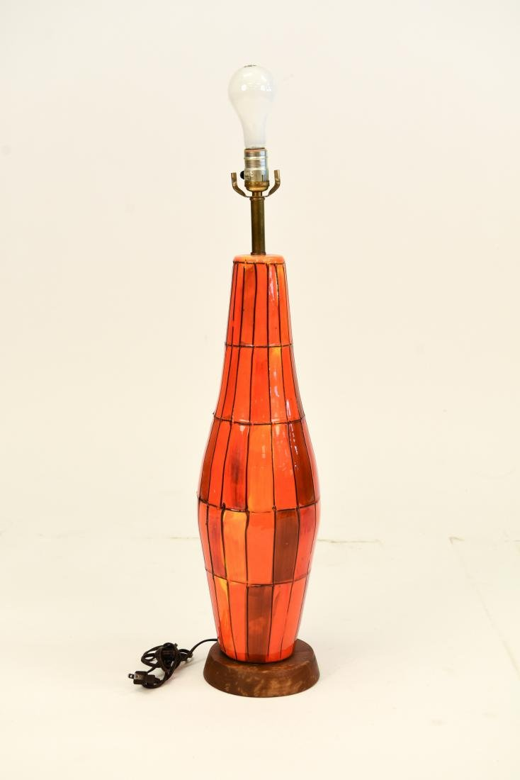 ALVINO BAGNI CERAMIC TABLE LAMP