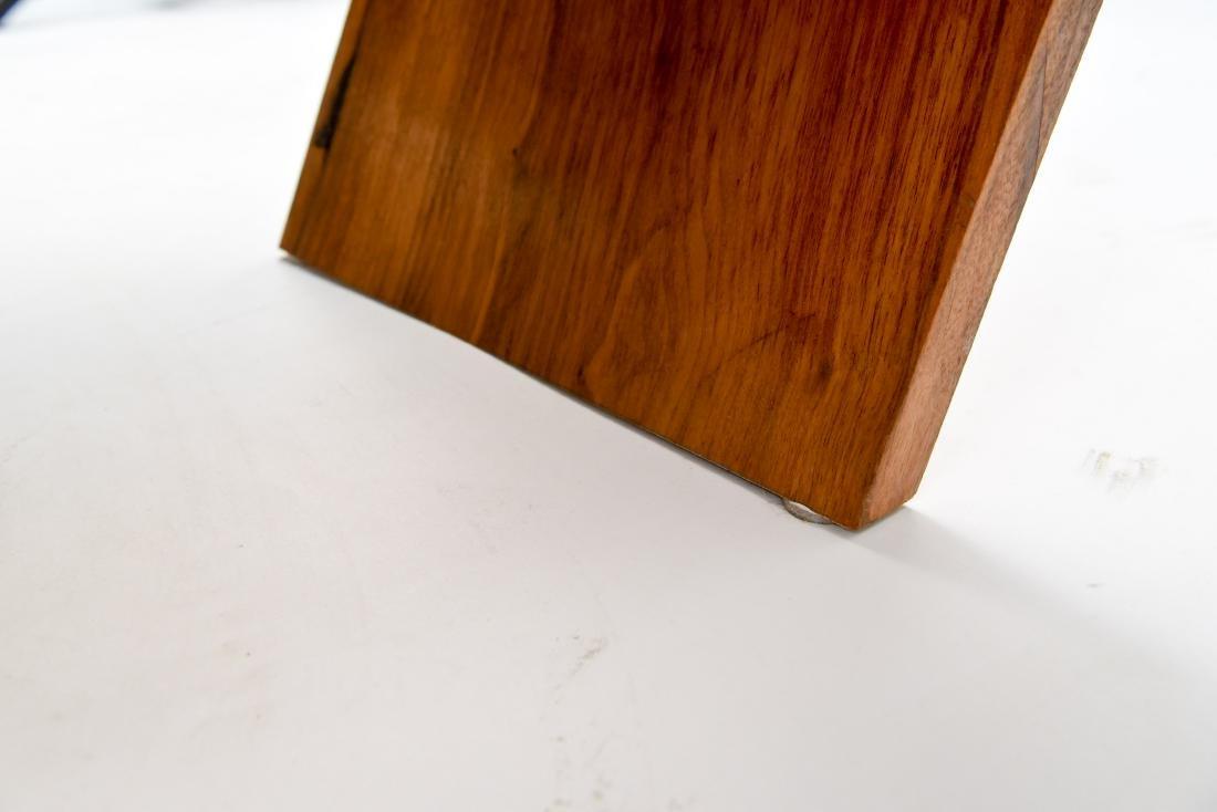 MID-CENTURY MODERN SLAB COFFEE TABLE - 10