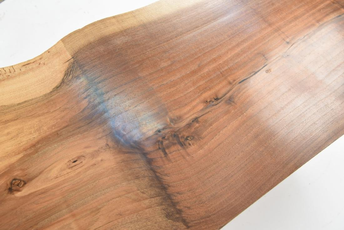 MID-CENTURY MODERN SLAB COFFEE TABLE - 9