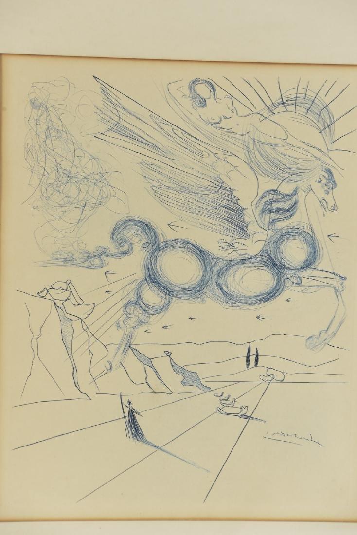 SALVADOR DALI (SPAIN 1904-1989) - 2