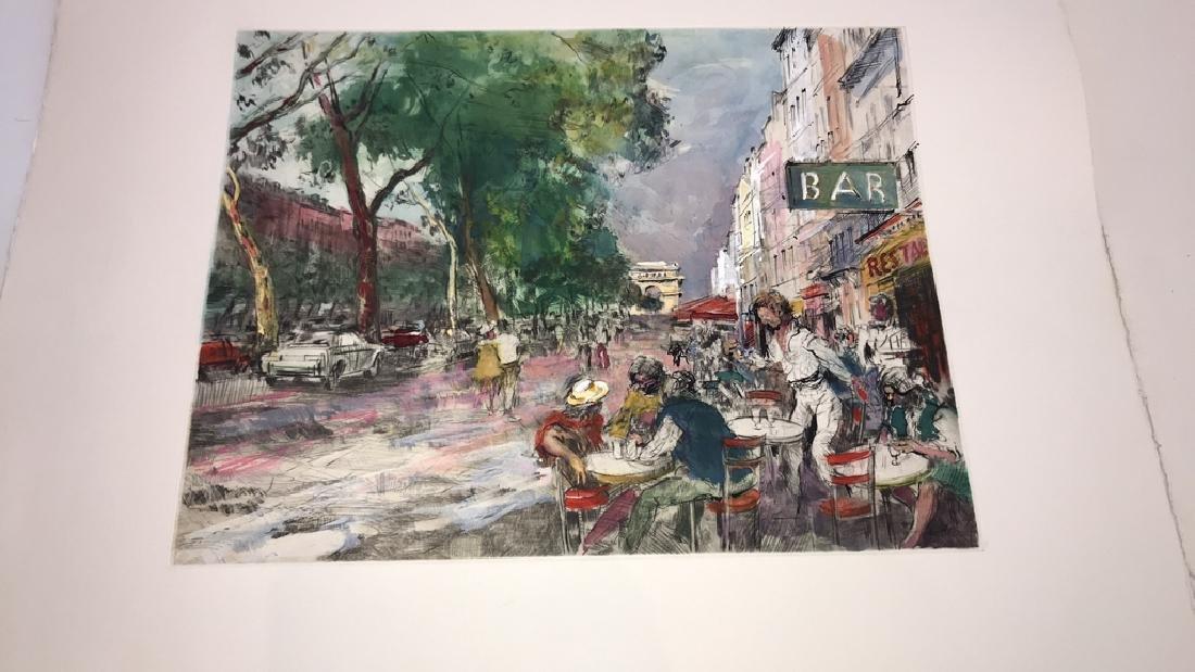 (4) RENEE ZIMMERMAN (FRENCH 1904-1991) - 2