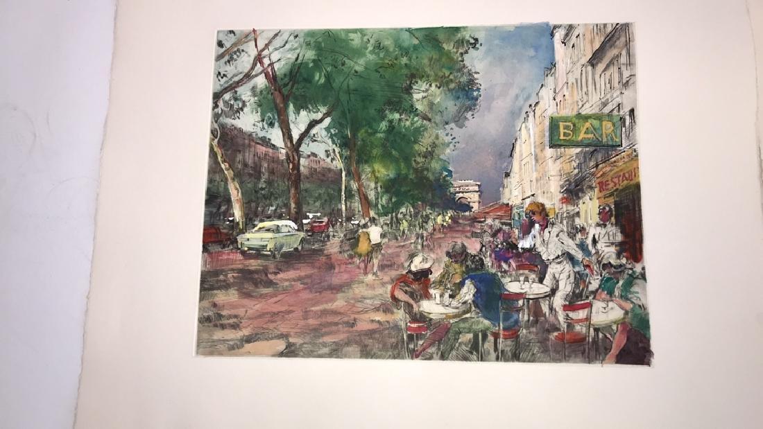 (4) RENEE ZIMMERMAN (FRENCH 1904-1991) - 3