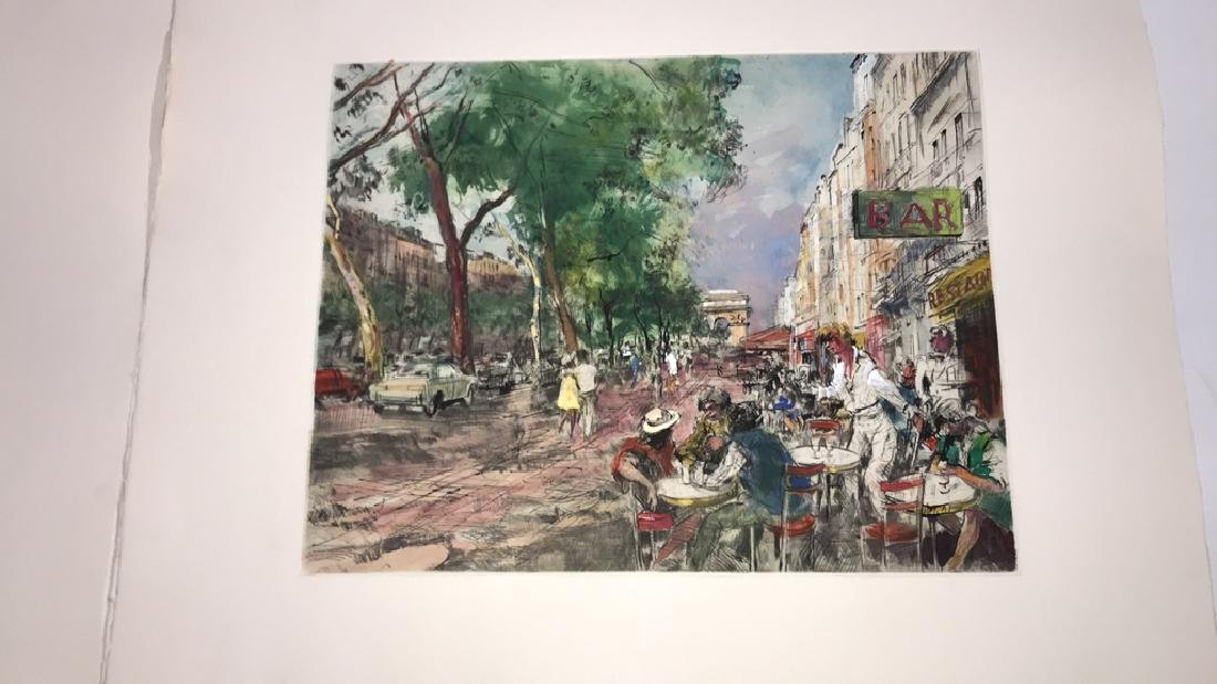 (4) RENEE ZIMMERMAN (FRENCH 1904-1991) - 4