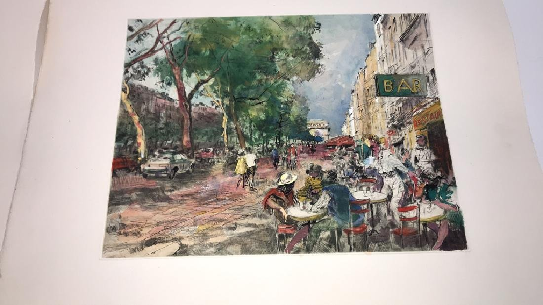(4) RENEE ZIMMERMAN (FRENCH 1904-1991) - 5