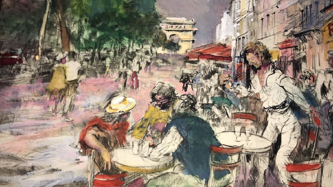 (4) RENEE ZIMMERMAN (FRENCH 1904-1991) - 6