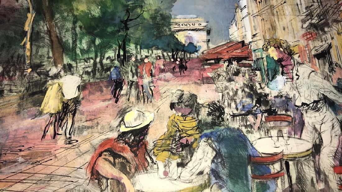 (4) RENEE ZIMMERMAN (FRENCH 1904-1991) - 7