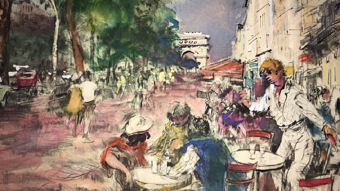 (4) RENEE ZIMMERMAN (FRENCH 1904-1991) - 8