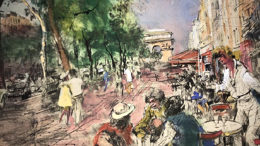 (4) RENEE ZIMMERMAN (FRENCH 1904-1991) - 9