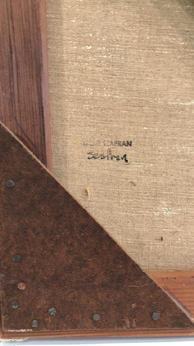 GENE SZAFRAN (AMERICAN 1941-2011) - 13