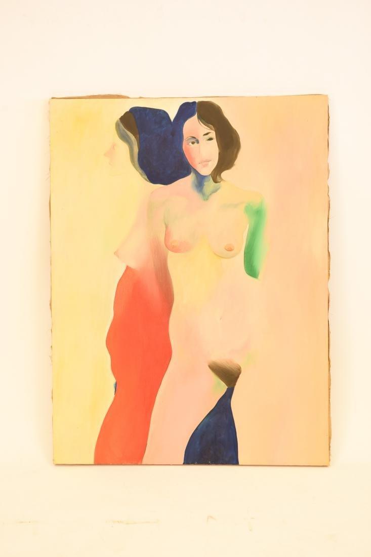 GENE SZAFRAN (AMERICAN 1941-2011)