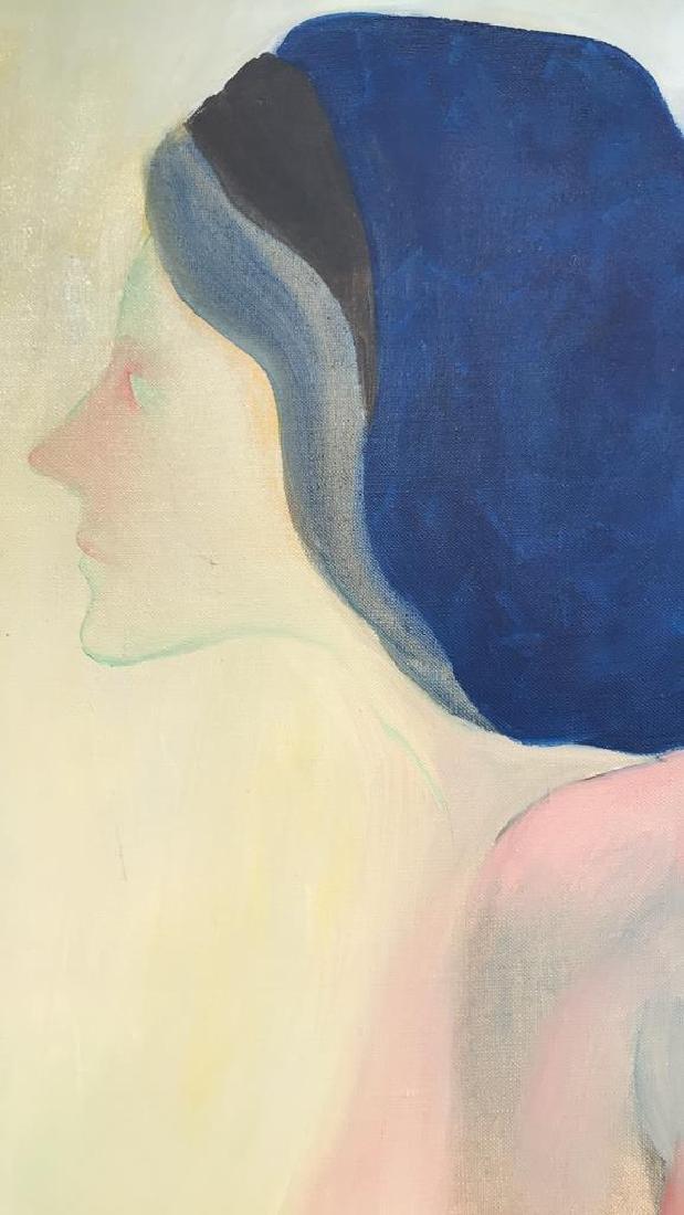 GENE SZAFRAN (AMERICAN 1941-2011) - 9