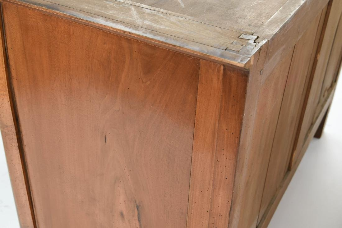 ANTIQUE CHEST OF DRAWERS - 10