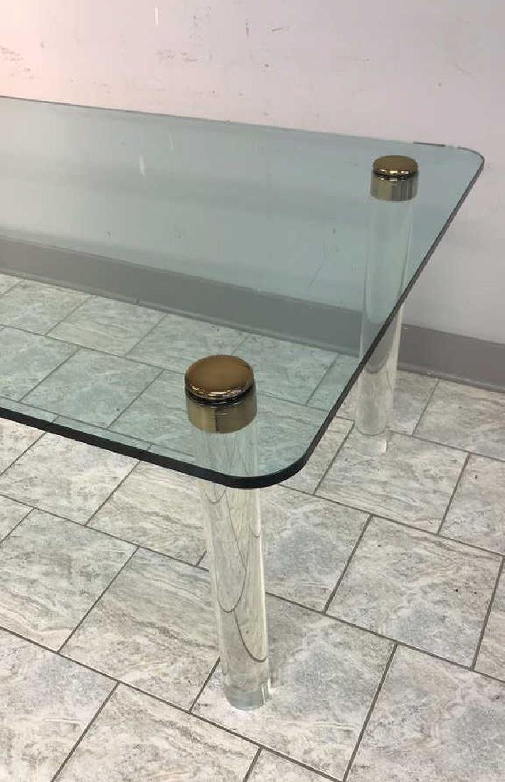LEON ROSEN FOR PACE STYLE DINING TABLE - 2