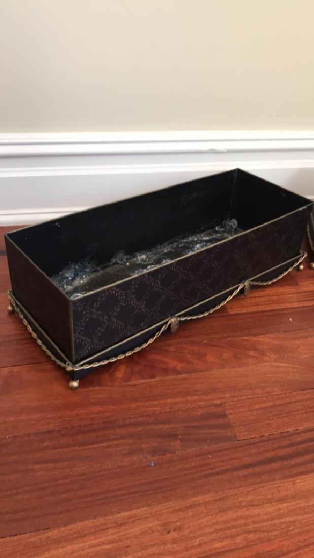 PAIR PLANTER BOXES - 2