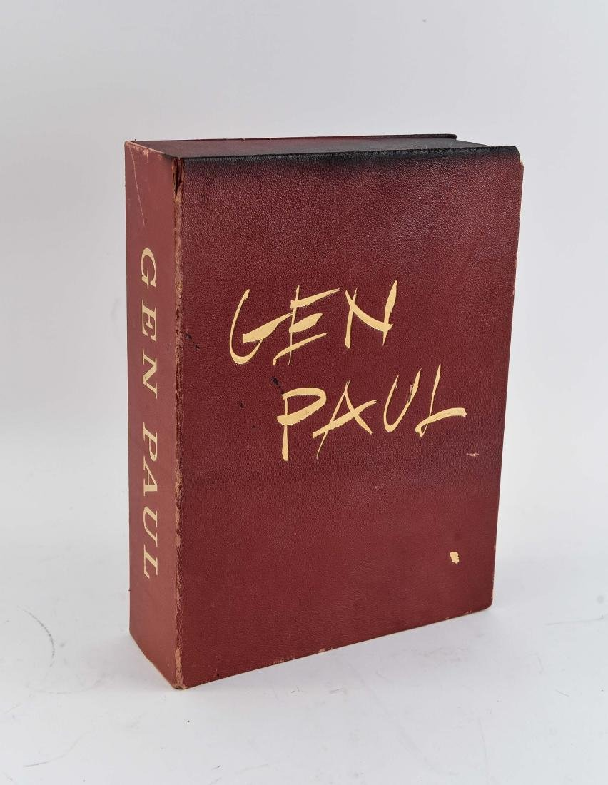 GEN PAUL BOOK