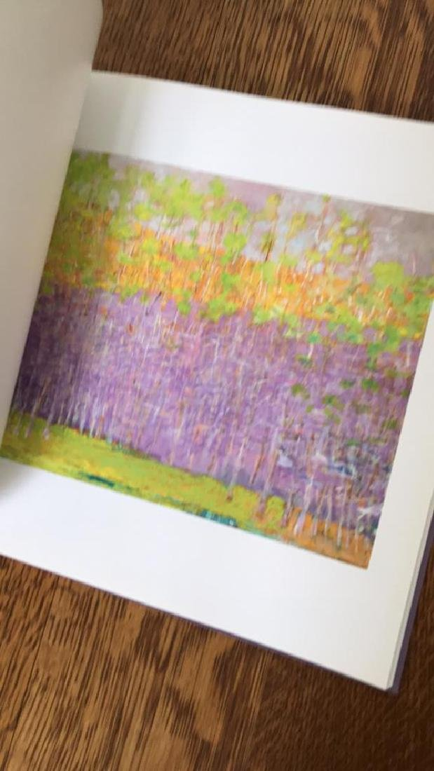 ABSTRACT ART COFFEE TABLE BOOK GROUPING - 6
