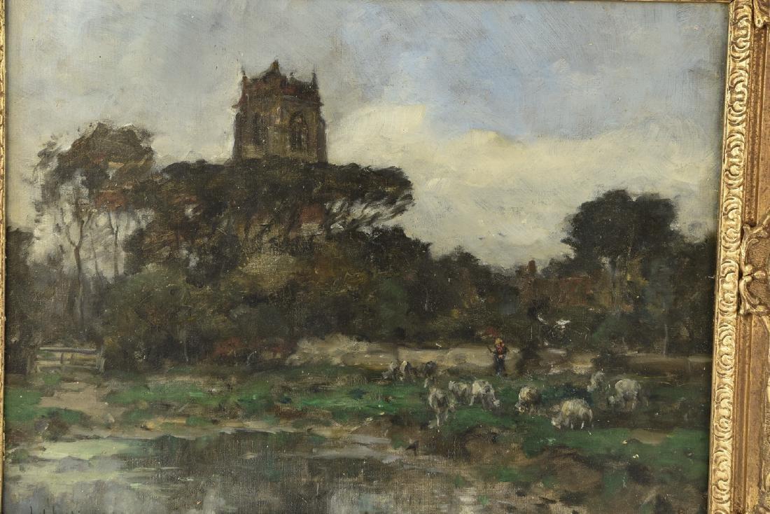 HENRI JOSEPH HARPIGNIES (FRENCH 1819-1916) - 2