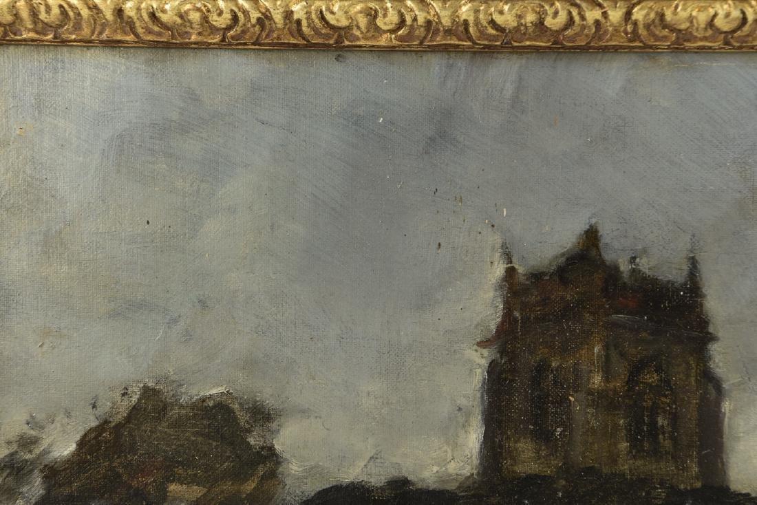 HENRI JOSEPH HARPIGNIES (FRENCH 1819-1916) - 3